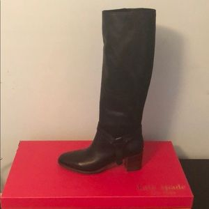 Kate Spade Riding Boots